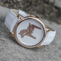 Dalawatch Rose & Leather